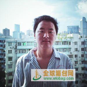 孙立航,20岁,河南南阳人,在白云区伟志鞋厂打工3个多月