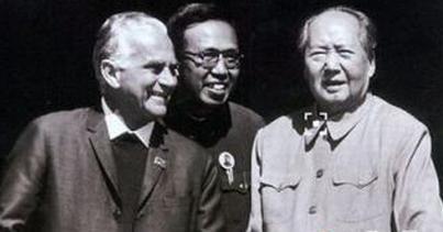 蒙哥马利说-中国这条船不能离开你 毛主席忧伤地说了一句话